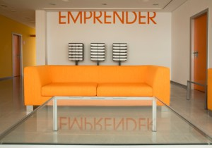 interior centro de empresas