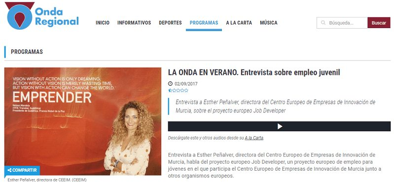 CEEIM-Directora-Esther-Penalver-Onda-Regional-Entrevista-2017