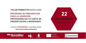 MurciaBan-Taller Eventbrite-CEEIM-2018