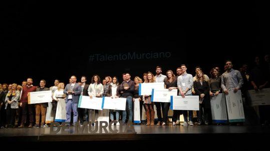 premios empresariales aytomurcia-ceeim -2018