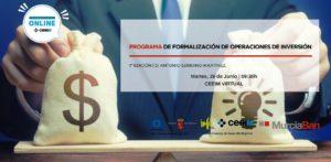 Ceeim-Murcia-Ban-Operaciones-Inversión-2021